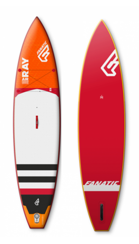 "Fanatic Ray Air Premium 11`6""x31"" 2018"