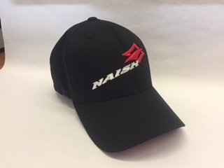 Naish Cap Red Diamond black